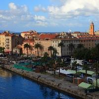 Die schönsten Städte in Korsika