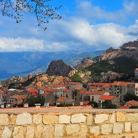 Reise entlang der Westküste von Korsika