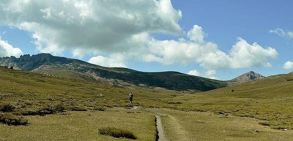 Korsika zu Fuß überqueren