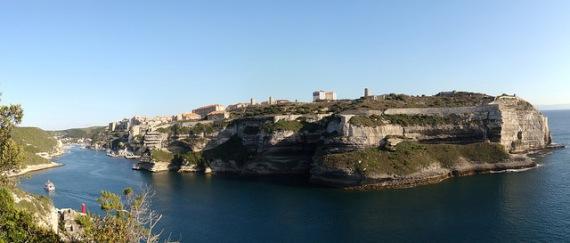 Suchen Sie die besten Zonen in Korsika