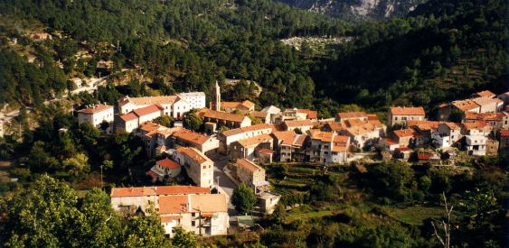 Ghisoni  eine Reise in Korsika
