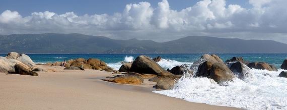 Strände im Norden von Korsika
