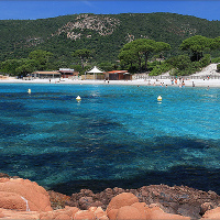 South Corsica beaches