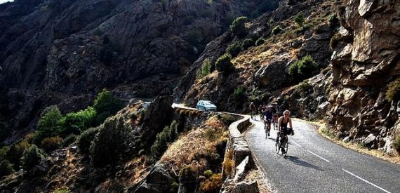 Corsica raid adventure 2015