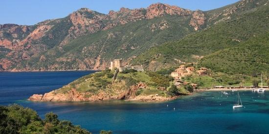 Girolata Corsica