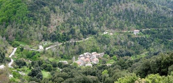 Castagniccia Corsica