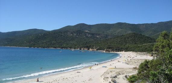 Propriano beaches