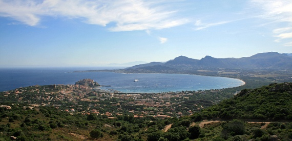 Feast of the Assumption 2015 in Corsica