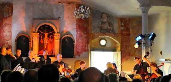 rencontres de chants polyphoniques de calvi 2012 Marseille