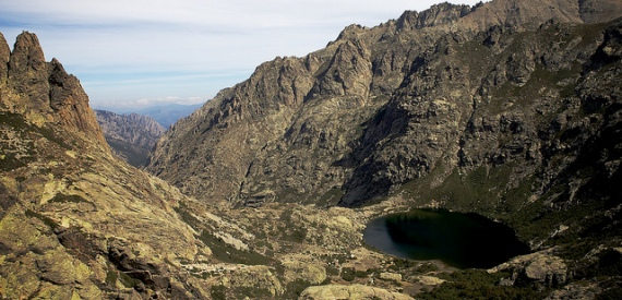 Restonica valley Corsica