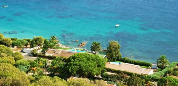 Corsica in September