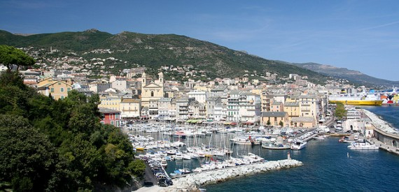 Bastia monuments app