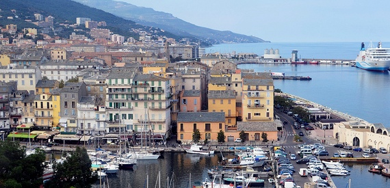 Corsican museums: History museum of Bastia
