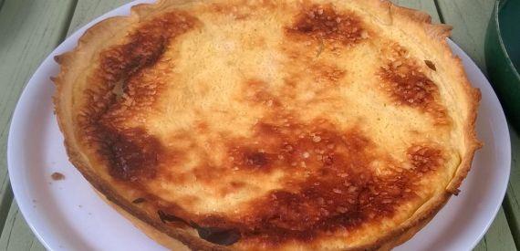 Corsica tarte au brocciu