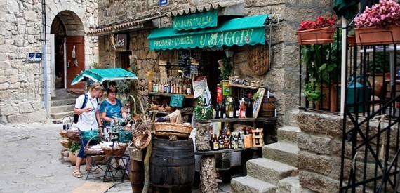 markets of Corsica