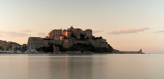 Corsica in February
