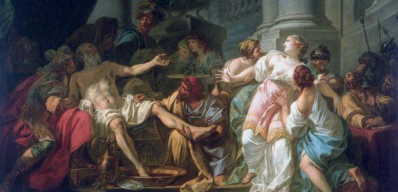 legends of Corsica: Seneca