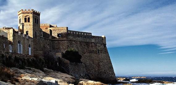 Castle of Algajola