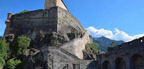 castles in Corsica