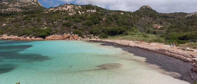 Corsica wild beaches