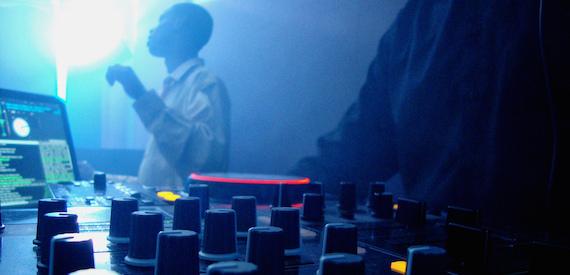 Cargèse sound system 2016