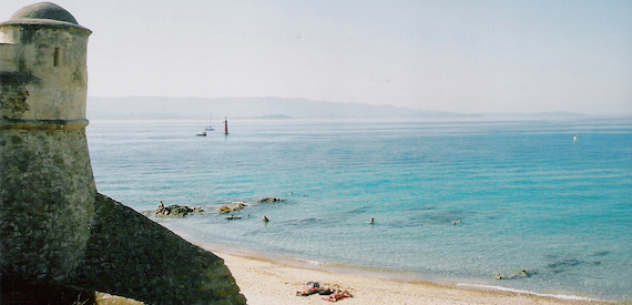 Corsica itineraries