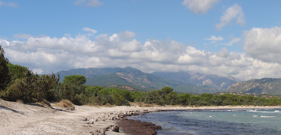 east Corsica beaches