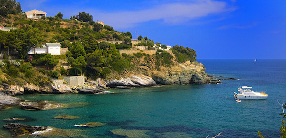Cap Corse beaches