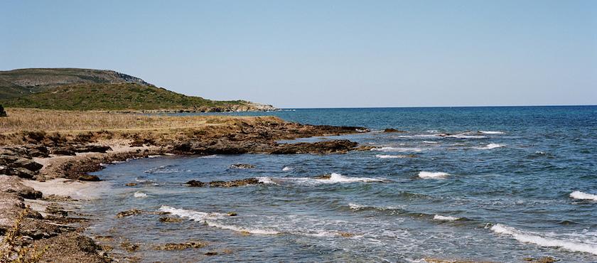 Tamarone Beach Corsica
