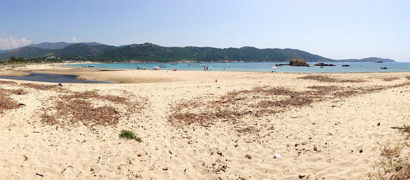 Summer in Corsica
