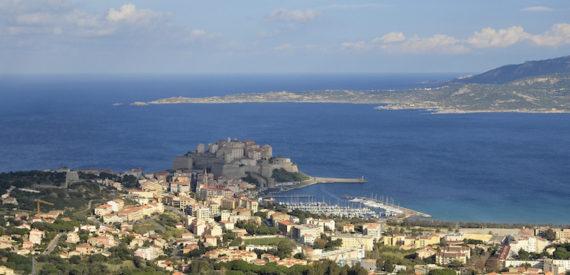 Corsica north coast