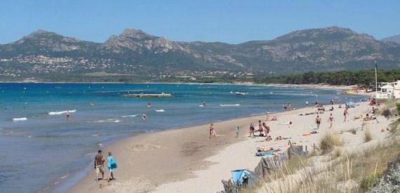 Calvi Corsica beaches