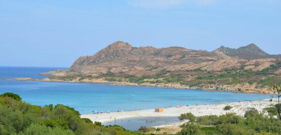 Bastia beaches