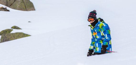 skiing in april