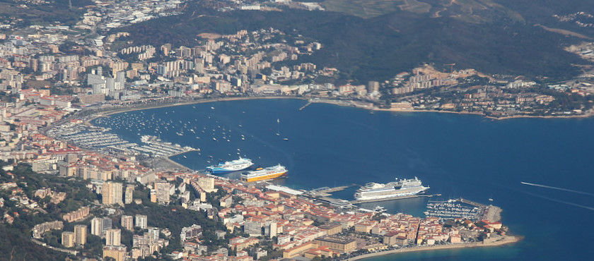 ferries to Corsica useful information