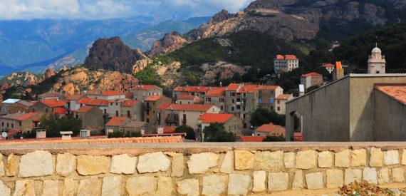 West coast of Corsica