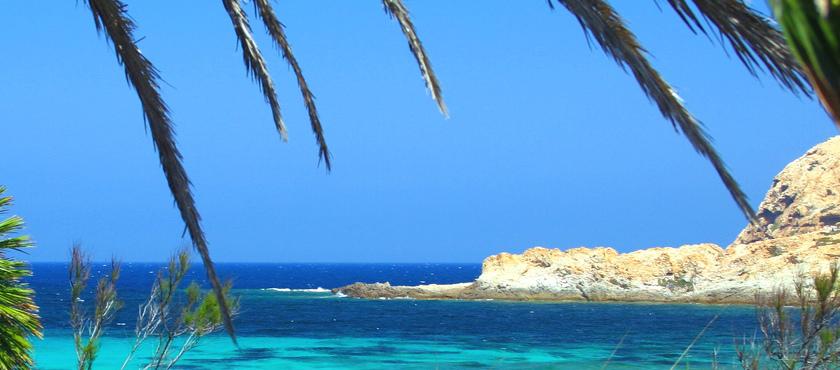 Ile-Rousse beaches