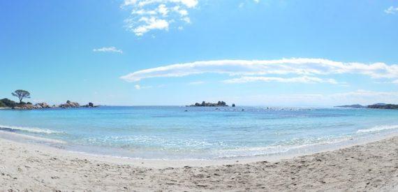 south Corsica beaches