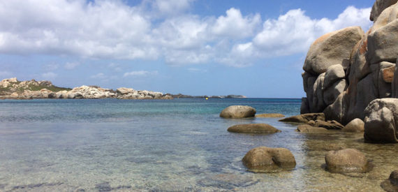 Corsica dive sites
