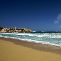 spiaggia Algajola