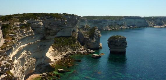 Bocche di Bonifacio: panorami