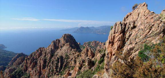 Scandola Corsica