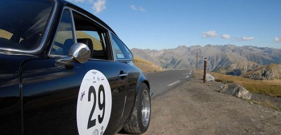 Rally storico Corsica 2015