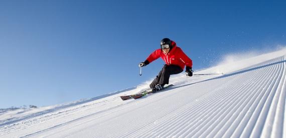 sciare a Col de Vergio