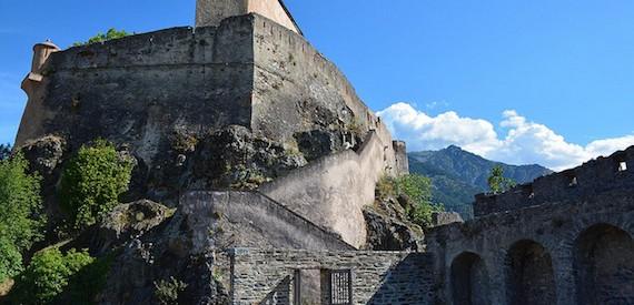 castelli della Corsica