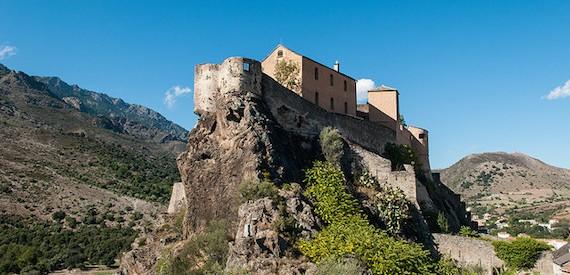 Il castello di Corte