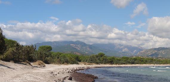 spiagge Corsica orientale