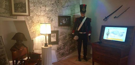 palazzo di Napoleone a Bocognano