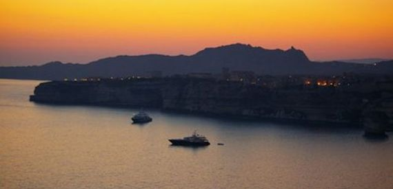 Corsica a gennaio