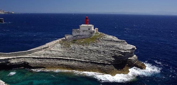 gouvernail de la Corse